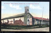 "view Picture postcard, ""San Francisco Solano Mission, Founded 1823, near Santa Rosa, California"" digital asset number 1"