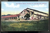 "view Picture postcard, ""San Antonio Mission, Founded 1771, near King City, California"" digital asset number 1"