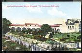"view Postcard showing ""San Juan Capistrano Mission, Capistrano, California"" digital asset number 1"