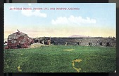 """view Picture postcard, """"La Soledad Mission, Founded 1791, near Monterey, California"""" digital asset number 1"""