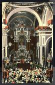 view Habana. La Merced Church.--Interior De La Merced digital asset number 1
