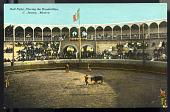 view Bull Fight, Placing the Banderillos, C. Juarez, Mexico digital asset number 1