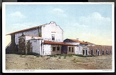 """view Picture postcard, """"San Diego Mission, Calif. Founded 1769"""" digital asset number 1"""