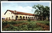 """view Picture postcard, """"Mission San Fernando, California. Founded 1792"""" digital asset number 1"""