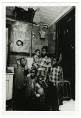 view A Family in Harlem digital asset: Photograph by John Launois, A Family in Harlem, Black Star Publishing Company