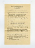 view New York State Regents Examinations in Mathematics digital asset: Examination, University of the State of New York, 192D High School Examination, June, 1907.