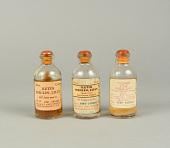 view Protamine, Zinc & Iletin (Insulin, Lilly), 10cc, 40 Units per cc. digital asset: U-40 Iletin Insulin, Lilly; U-40 Iletin Insulin, Lilly, made from Zinc-Insulin Crystals; Protamine, Zinc & Iletin (Insulin, Lilly)