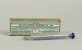 view Lilly's Iletin Syringe No. 350 digital asset: Lilly's Iletin Syringe No. 350