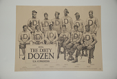 "view ""The Dirty Dozen"" Poster digital asset number 1"