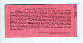 view food coupons digital asset: U.S. Department of Agriculture Food Coupons $10.00 booklet, back cover.