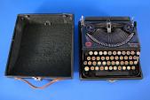 view Remington Portable Typewriter digital asset number 1