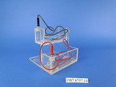 view Vertical Chamber for Gel Electrophoresis digital asset: Vertical Chamber for Gel Electrophoresis