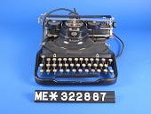 view Hammond Multiplex Typewriter digital asset number 1