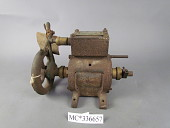 view Cuthbert's Rotary Steam Engine, Model digital asset number 1
