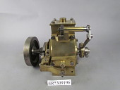 view Gabriel Rotary Steam Engine, Patent Model digital asset number 1