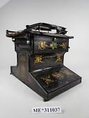 view Sholes & Glidden Typewriter digital asset number 1