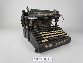 view Smith Premier No. 2 Typewriter digital asset number 1