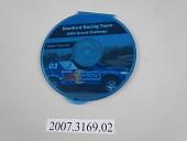 view Standford Racing Team 2005 Grand Challenge Media Press Kit DVD digital asset number 1