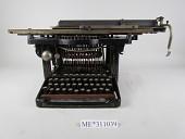 view Remington Standard No. 3 Typewriter digital asset number 1