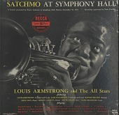 view <i>Satchmo at Symphony Hall</i> digital asset number 1