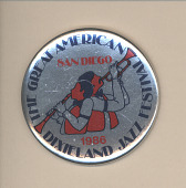 view The Great American Dixeland Jazz Festival Button digital asset number 1
