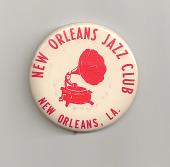 view New Orleans Jazz Club Button digital asset number 1