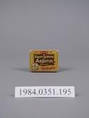 view Bayer Tablets of Aspirin digital asset number 1