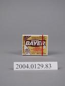 view Bayer Aspirin digital asset number 1
