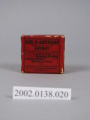 view Anglo-American Medicine Co.'s Ointment digital asset number 1