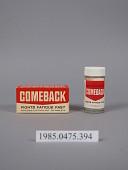 view Comeback (Analgesic/Stimulant) digital asset number 1