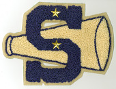 view Cheerleading patch digital asset number 1