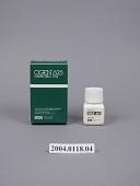 view Ogen .625 Estropipate Tablets 0.75 mg digital asset number 1