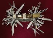 view Multiblade Folding Knife digital asset number 1