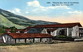 "view Picture postcard, ""Mission San Jose de Guadalupe, San Jose, California - 1797"" digital asset: Postcard, 4386. Mission San Jose de Guadalupe, San Jose, California-1797"