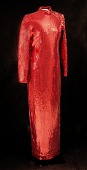 view Dress worn by Dustin Hoffman in the Film <i>Tootsie</i> digital asset number 1