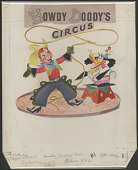 view <i>Howdy Doody's Circus</i> digital asset number 1