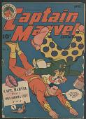 view <i>Captain Marvel Adventures</i>, No. 34 digital asset number 1