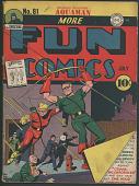 view <i>More Fun Comics</i> No. 81 digital asset number 1