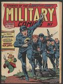 view <i>Military Comics</i> No. 33 digital asset number 1
