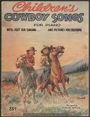 view <i>Children's Cowboy Songs</> digital asset number 1