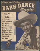 view Song and Picture Band Dance Magazine, Issue No. 1 digital asset number 1
