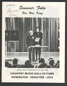 view Pee Wee King Souvenir Folio digital asset number 1