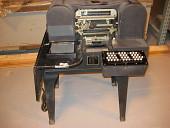 view Remington Rand Model 3 Card Punch digital asset: Remington Rand Model 3 Card Punch, Overall View