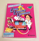 view Leisure Suit Larry in the Land of the Lounge Lizards digital asset: Leisure Suit Larry Computer Game  for 256K Microcomputer - IBM Tandy and MS-DOS Compatibles