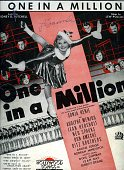 view Sheet Music, One in a Million digital asset: Sheet Music - One In a Million
