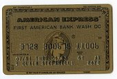view American Express Credit Card -- Expires 06/83 digital asset number 1