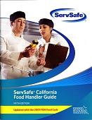view ServSafe California Food Handler Guide, English Translation digital asset number 1