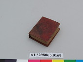 view Child's Miniature Bible (Thumb Bible) digital asset number 1