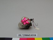 view Glass Butterfly Christmas Ornament digital asset number 1