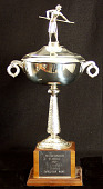 view Trophy awarded to Dorothy Wise as the U.S. Open Billiard Champion, 1969 digital asset number 1